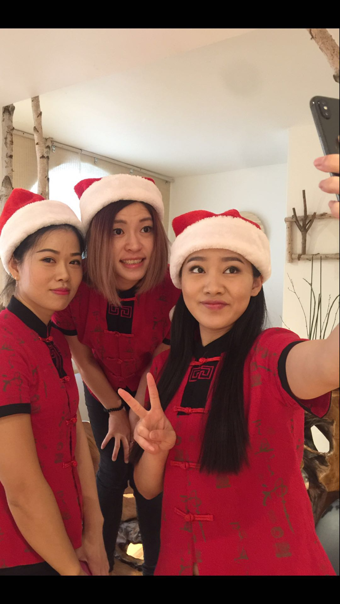 Christmas at Yihan Spa